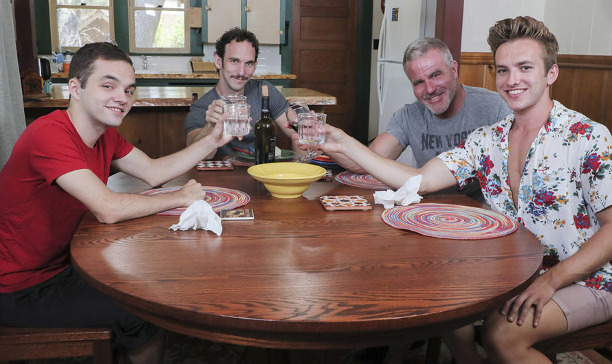 Family Dick – Under The Table (Dale Savage, Greg McKeon, Marcus Rivers & Bar Addison)